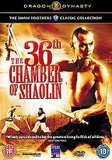 36 CHAMBER OF SHAOLIN GORDON LUI SHAW BROTHERS DRAGON DYNASTY MARTIAL ARTS HK