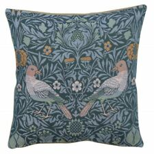 Set of 2 Bird Couple I French Tapestry Cushion Pillow Covers 19 x 19