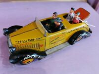 "Tin Toy 1953 Arnold (Germany U S. Zone) GRADUATE ""LIZZY"" CAR very nice complete!"