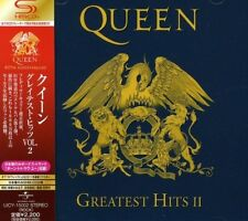 Queen Greatest Hits II Vol.2 SHM-CD 40th Anniversary with Japan Limited Track