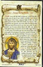 2012 Anno Della Fede 2013 - Credo - Serie Preghiere n. 48