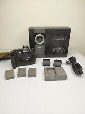 Olympus OM-D E-M1 16.3MP Digital Camera - Black (Body Only) Bundle