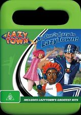 LazyTown DVD No One's Lazy in LazyTown ABC Kids Childrens TV Show Music 2009