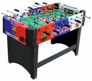 New Professional Soccer Table Barcelona vs Real Madrid