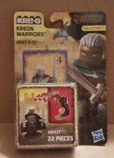 KRE-O Drizzt Do'Urden Drow Ranger Kre-O Warrriors D&D Dungeons & Dragons