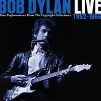 Bob Dylan - Live 1962-1966 - Rare Performances From Copyright Collections [CD]