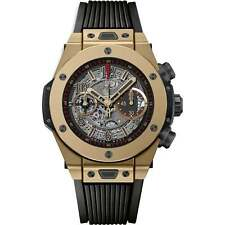 Hublot Big Bang Unico Full Magic Gold 45mm 411.MX.1138.RX - Unworn W/Box and Pap