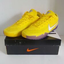 Nike KOBE AD NXT 360 Basketball Shoes LAKERS YELLOW PURPLE AQ1087 700 SIZE 12