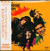 SUNSHINE COMPANY-HAPPY IS THE SUNSHINE COMPANY-JAPAN MINI LP CD BONUS TRACK C94