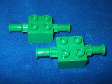 Lego Duplo 2 x soporte pala tractor 3924 3289 3294 3596 5647 4678 40637