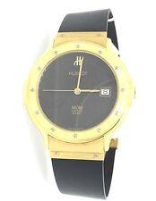 HUBLOT MDM Classic 18K Yellow Gold Quartz Watch - HM1260SR