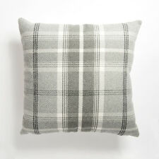 Large 22in x 22in Highland Mist Tartan or Check Cushion Covers