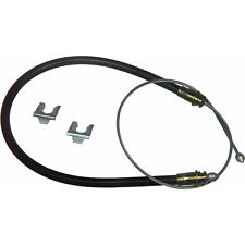 Parking Brake Cable Front Wagner BC101649