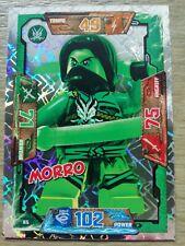 Lego Ninjago Trading Cards, Morro