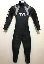 Tyr Womens Triathlon Wetsuit Size Small S Hurricane Category 1 - $290