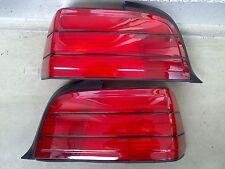 Rote Rückleuchten Lasierung BMW E36 Compact-Coupe-Touring-Limo Rückleuchten TOP