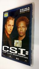 CSI Scena del crimine  Crime Scene Investigation DVD Serie TV Stagione 1 vol. 5