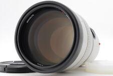 MINOLTA AF200 f/2.8 APO High Speed G lens for Sony a mount【Near Mint】JAPAN 397