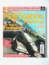 30737 Issue 24 Official UK Playstation Magazine 1997