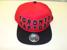 Toronto Raptors Cap Hat Snapback Basketball Adidas On Court OSFM NBA Authentic