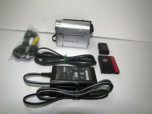 Sony DCR-HC52 HD Minidv Camcorder Transfer Videos Bis PC/Mac/ VCR / Notebook