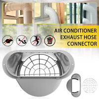5/6inch Durable Air Conditioner Window Adapter Exhaust Hose/Tube Connector Candy