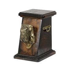 Schnauzer, Urne, Kalte Bronze, ArtDog, CH, Type 3
