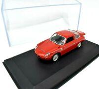 Coche Auto Fiat 1000 Eje Abarth colección Escala 1/43 diecast automodelismo
