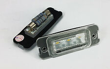 Mercedes-Benz W164 X164 W251 M R-class CanBus LED License number Plate Lamp