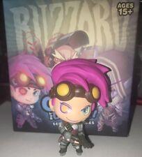 Cute But Deadly Series 4 Mini Figure Blizzard Entertainment Mira Han Starcraft