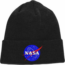 Gorro de la NASA, sombrero de estación espacial internacional, diseño bordado