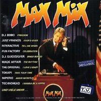 Max Mix DJ Bobo, Just Friends, Interactive, Fun Factory..+Megamix [2 CD]