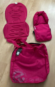Oyster 1 Pushchair Colour Pack Liner And Head Hugger