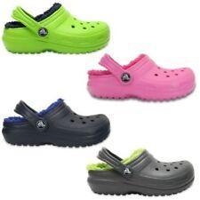 Scarpe Zoccoli blu Crocs per bambini dai 2 ai 16 anni