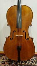 Nr. 696 sehr schönes Cello mit Zettel Armando Giulietti   sehr schöner  Klang