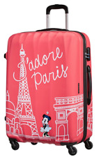SPINNER GRANDE AMERICAN TOURISTER 19C.061.008 TAKE ME AWAY MINNIE PARIS DISNEY