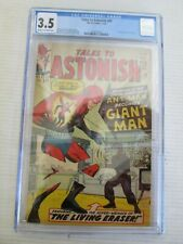 TALES TO ASTONISH #49 CGC GRADED 3.5 COMIC -- NOV 1963