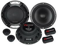"""Renegade RX6.2C 16,5 cm (6.5"""") 2-Wege Komponenten-System 200 Watt Speaker"""