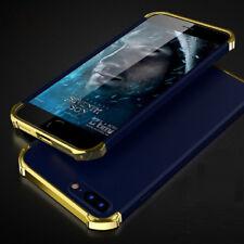 Blue Metal Mobile Phone Hybrid Cases