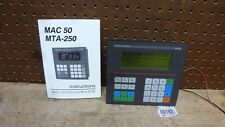 Misubishi MTA-250-L, Operator Interface Panel *excellent working condition*