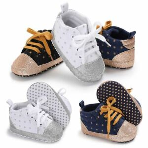 Toddlers Boots Sports Baby Shoes Newborn Infant Footwear Comfortable Sole Shoe