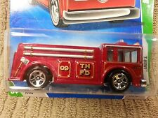 HOT WHEELS FIRE-EATER TREASURE HUNT SERIES P2354 RARE BRAND NEW Free Shipping!!