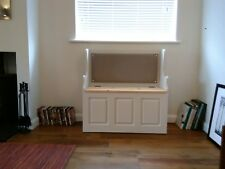 3 foot Monks Bench / Settle / Pew - Solid Pine with Under Seat Storage