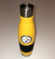 New listing Steelers Team Yellow Stainless Steel Termo
