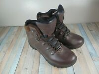 Mountain Warehouse Women's Waterproof Leather Hiking Boots Size UK 5