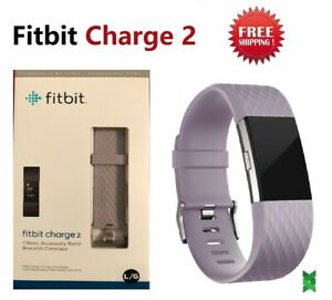Fitbit Charge 2 Heart Rate Monitor Fitness Wristband Activity Tracker All Colors
