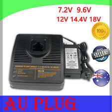 Battery Charger for Dewalt 7.2V 9.6V 12V 14.4V 18V Ni-Cd Ni-MH 240V AU seller