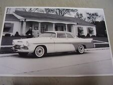 1956 DESOTO FIREFLIGHT 2DR HARDTOP    12 X 18 LARGE PICTURE   PHOTO