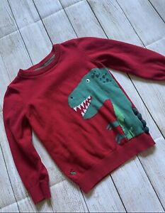 Joules Toddler Baby Boy Dink Pullover Sweater Holiday Christmas 5T
