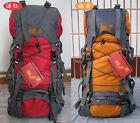 2016 Waterproof Internal Frame Camping Hiking Backpack Outdoor Sports Travel Bag